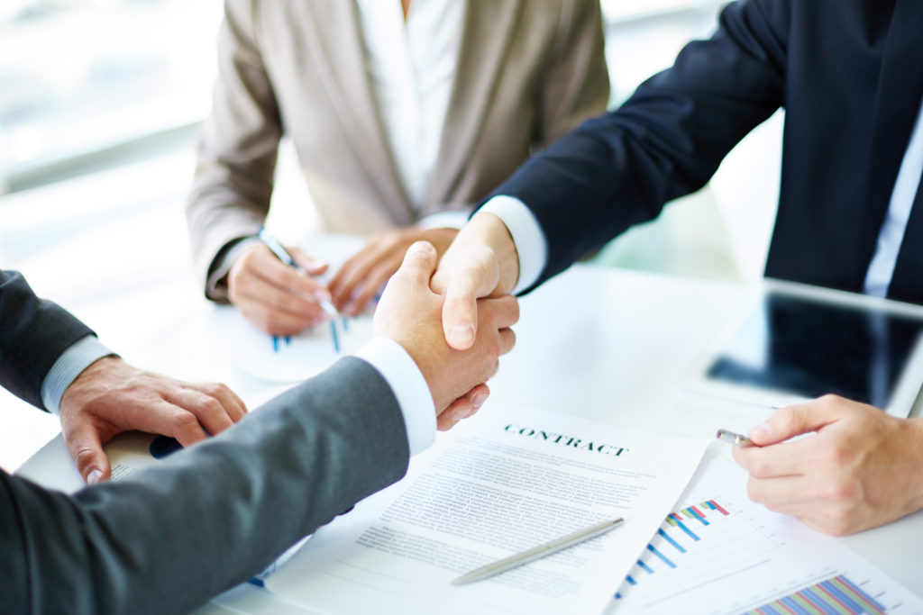 Outsourcing Partnerships